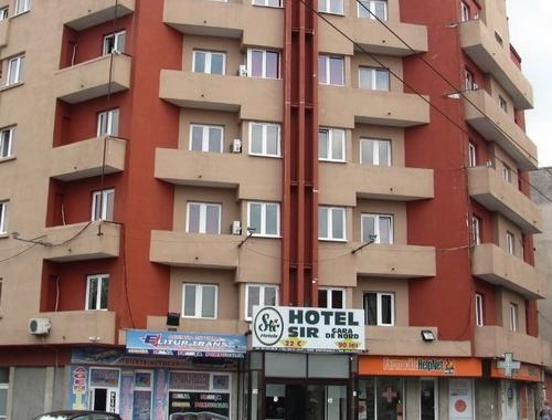 Harta Hotel Sir Gara De Nord Bucuresti Rez 0372 198 463