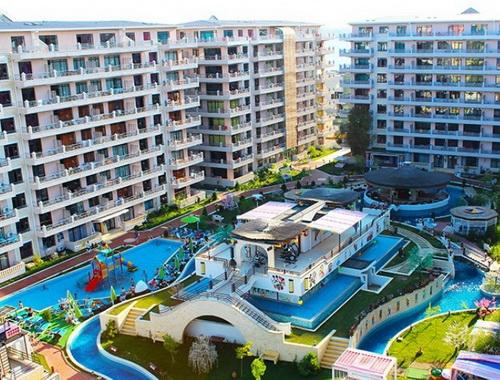 Harta Hotel Phoenicia Holiday Resort Mamaia Rez 0372 500 529
