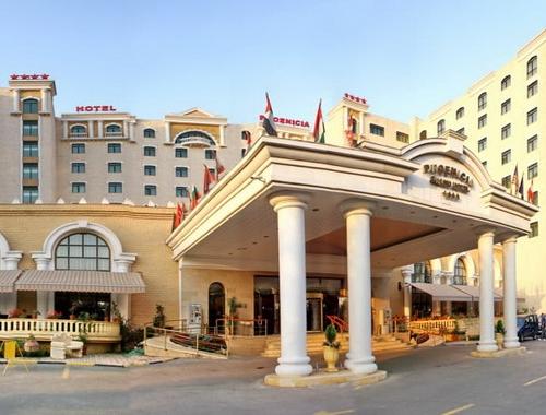 Harta Phoenicia Grand Hotel Bucuresti Tourneo Ro